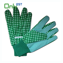 Hot sale nitrile coated work glove wholesale gardening glove with good quality