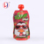 Non-toxic Material Drink Liquid Stand Up Pouch Beverage Packaging With Spout