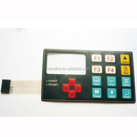 Embossed tactile membrane switch with great price