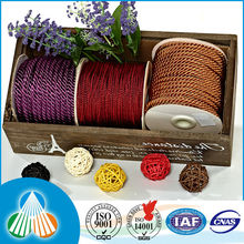 pp 3 strand twisted rope twine