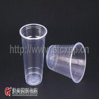ChengXing brand wholesale 500ml pp disposable cups for soup