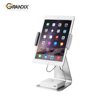 360 degree rotation phone tablet stand with aluminum alloy material