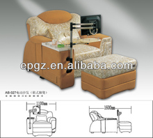 Comfortable Reclining Foot Massage Sofa Chair Sex Chair