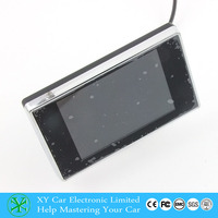 3.5inch Small touchscreen hdmi car monitor and car headrest dvd player XY-2064
