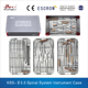 Kss-II 5.5 Spinal System surgical Instrument Case for pedicle screw instrument set