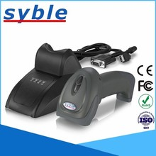 multi function industrial bluetooth barcode scanner with cradle power supply