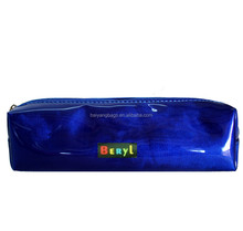 ROUND STYLE WITH ZIPPER PVC MINI TRAVEL COSMETIC BAG