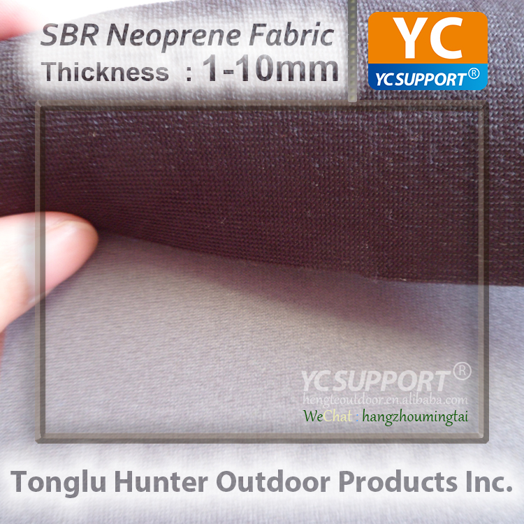 fashion and comfortable neoprene rubber foam sheets