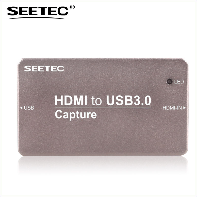 Easy install PnP usb 3.0 hdmi capture with UVC video capture and YUV 422 video output HTU3.0