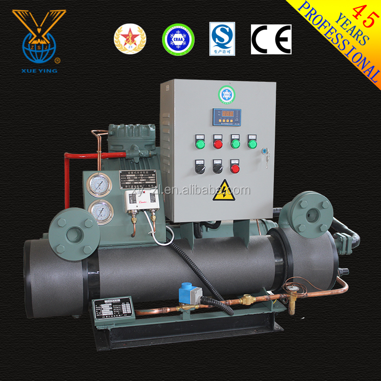 High Efficient Air Cooled Industrial Water Chiller