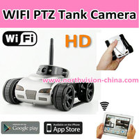 Wifi RC Tank With Camera