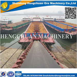 Low Cost Self Propelled River Sand Transport Barge/Transportation Boat