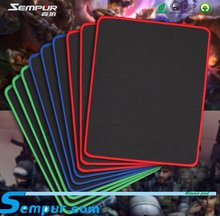 Gaming Mouse Pad - XXL Large, Wide (Long) Black Mousepad