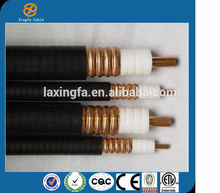 Hangzhou Promotion High Quality 1/2'' leaky coaxial cable with competitive price