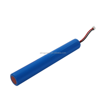 Factory Price High Capacity OEM/ODM ICR18650-2S1P 7.4V 2600mAh Lithium Battery Pack for Electronic Tool, LED Lamp.