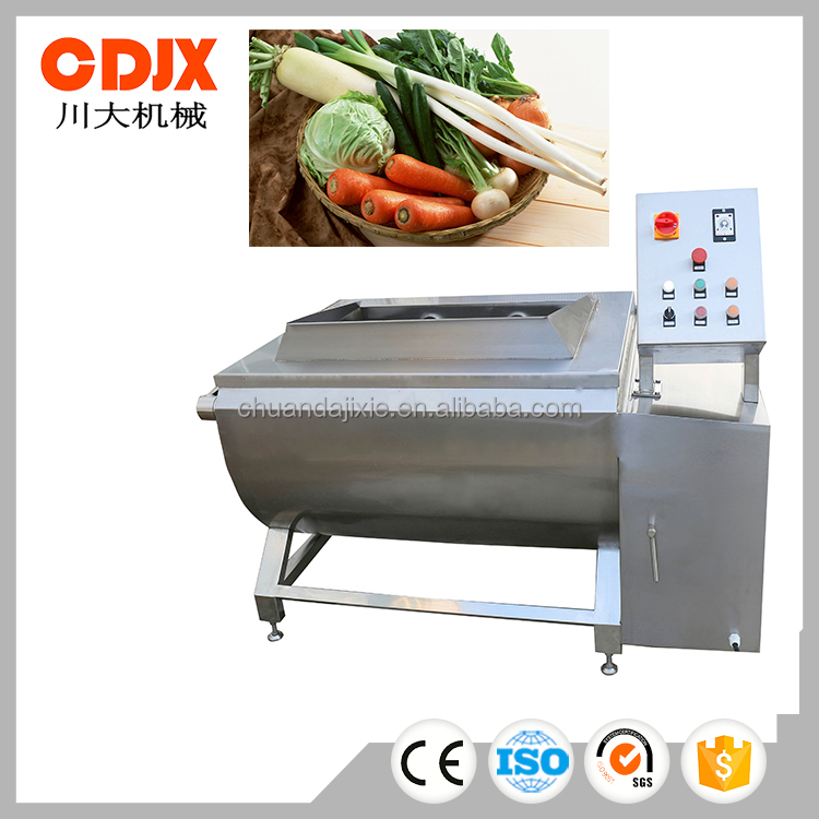 Factory directly multifunction professional vegetable washing machine