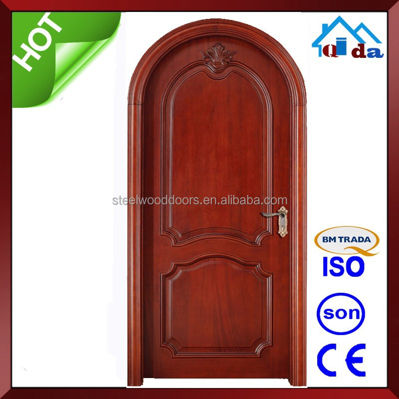 Round Top Room Main Modern Wood Door Designs