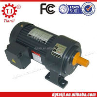 High torque ac motor magnet encoder factory,gear motor