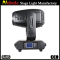 280W 10R Spot beam Wash moving 3in1 dj gobo disco stage head lights