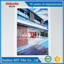 Environmental Double-sided Coating Plate Making cad drawing drafting film for inkjet/laser printer
