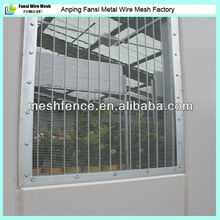 window security/358 security fence/358 mesh for financial institutions