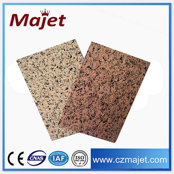 flexible building materials 3mm pe acp cladding panel/curtain wall board color metal roofing tile