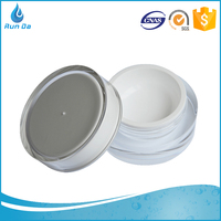 5g 10g and 15g Clear Glass Cream Jars With High Quality