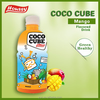 Houssy nata de coco drink with 35% coconut water