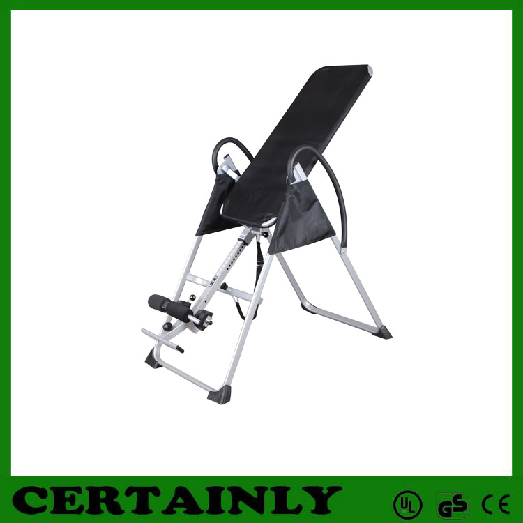 Therapy Inversion Table Back Pain Relief Hang Exercise Fitness Fold fitness equipment