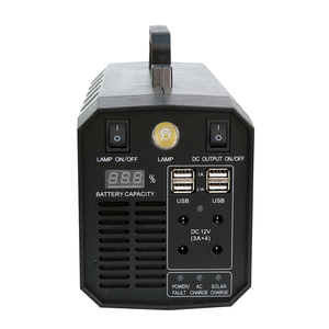 Offline Portable 500W Sine Wave 220V Mini UPS With Battery