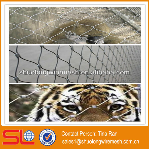 bird cage chicken wire mesh,cable rope bird netting mesh