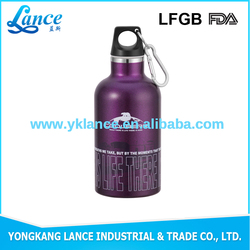 Free Sample Custom Logo sport bottle different kinds dual sports