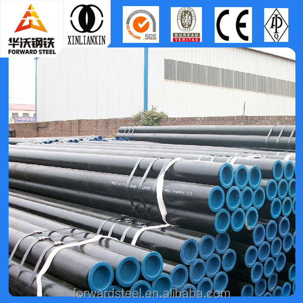 hot sell ASTM A106 grade b seamless steel pipe
