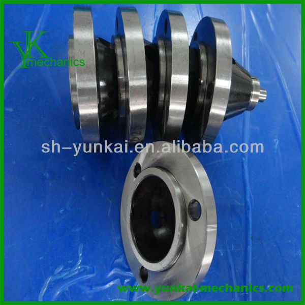 Precision sliding bearing cnc turning parts, precision truck spare parts by cnc machining