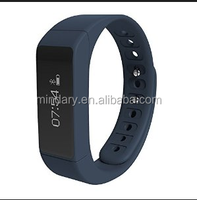 factory top sale New Bluetooth Smart band I5 plus Smart Sports bracelet Passometer Sleep Tracker band wrist touch screen