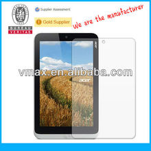 Magic japanese mirror screen protective film for Acer Iconia W3-810 OEM/ODM (Mirror)