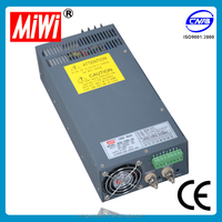 SCN 1000W 15V 66A Industry Led Driver Switch Power Supply, 1000w power inverter