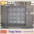 Cheap G664 Granite Columbarium Tombstone Prices