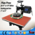 Hot sale A3 size multifunctional combo heat press machine
