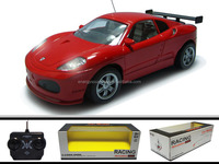 ELC-602-2 Rc car with Lights 1:24 simulation of 4 channel rc car toy