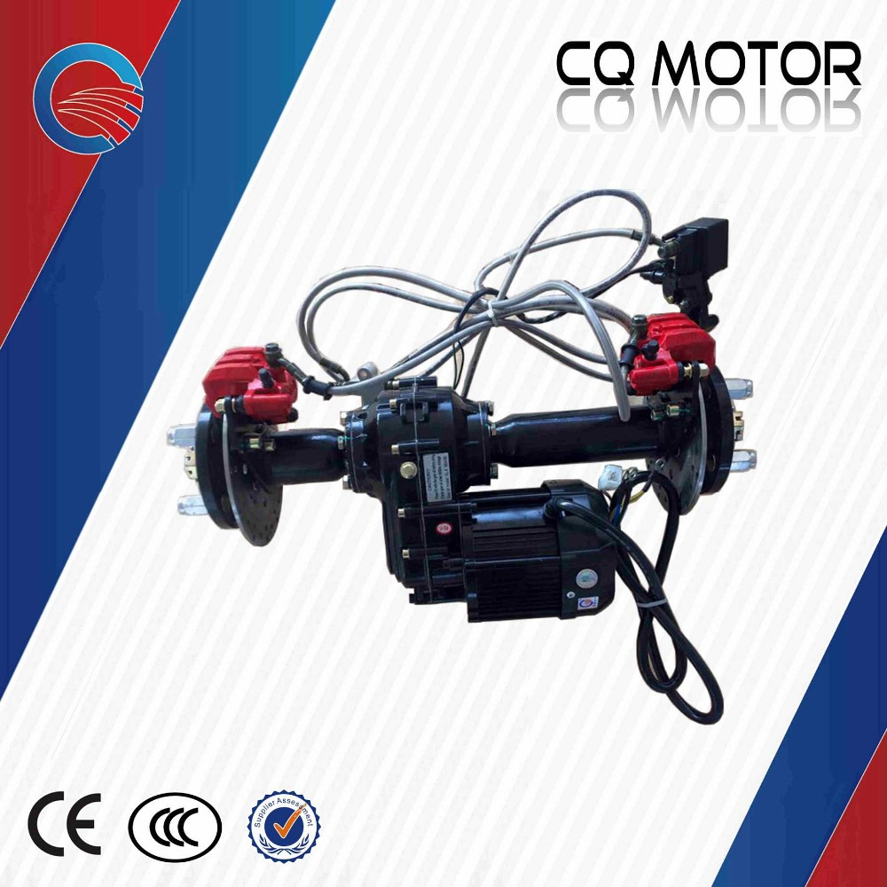 Rear Axle Differential Motor Type Shaft Axle Atv Electric