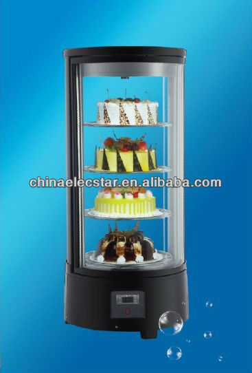 bakery showcase/cake showcase/refrigerated cake display cases