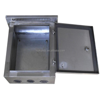 waterproof custom electrical enclosures with roof