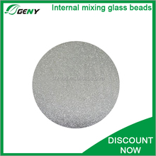 promotion in the new year 2016 for good quality High reflective Glass beads used with hot melt paint