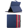 For Ipad 6 ,FOR Ipad Air 2 Sleep and Wake Smart Tablet PU Leather Case Cover Bags With Stand