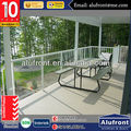 Glass Balustrade Handrail for Swimming Pool