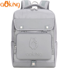 Aoking new children bag school for teenagers boys girls big capacity school backpack waterproof kids book bag