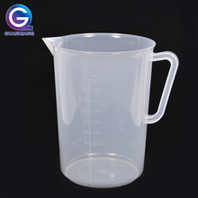Customized design Eco-Friendly plastic digital measuring cup