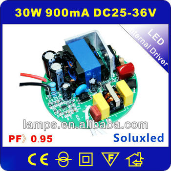 Power supply 30W PF>0.95 Good quality