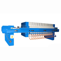 Solid - liquid separation pp plate plate and frame filter press